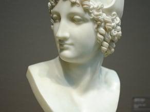 Bust of Paris