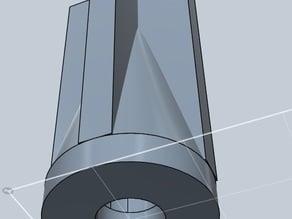 Rocket Tail Fins
