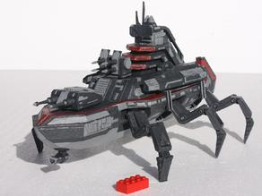 Cybran T2 Destroyer - Salem Class