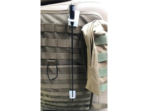 Molle Baofeng Extended Antenna Holder