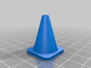 Toy cone/multiply extruder test