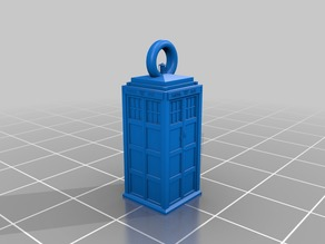 Another TARDIS Earring(s)