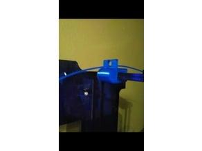 anet a6 filament guide