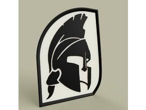 Haume Sparte - Spartan helmet