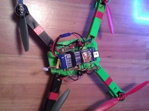 Blade 350 QX Quad Copter