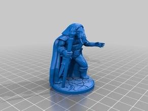 Loxodon Druid/Wizard/Sorcerer