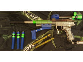 JT ER2 Paintball Marker Mods