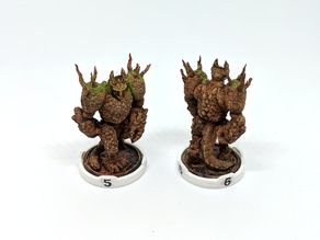 Gloomhaven Monster - Earth Demon