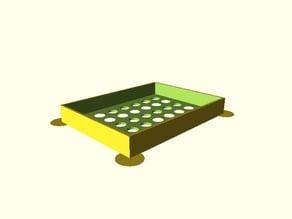 Parametric LED matrix