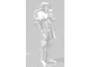 Kashyyyk or Scout Trooper Legion Scale