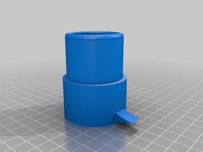 UP Box 1Kg Spool Holder 50mm Hole Revised