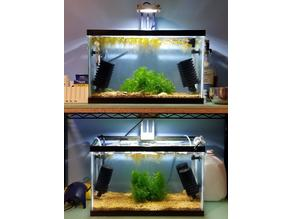 Aquarium LED Floodlight Tank Mount