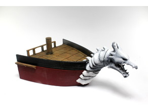 OpenForge Pirate Ship: Forecastle