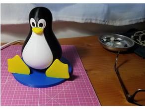 Tux linux penguin