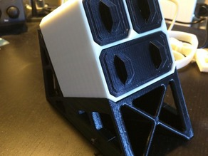 Scifi Storage Crate Stands