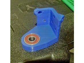 608zz Bearing Top Plate for Greg's B'Wadestruder - geared B'struder