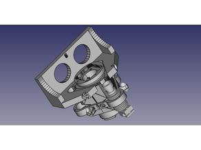 Mar's E3D Trinity Mount: for mounting 3xE3Dv6's! (1.75mm and 3mm)