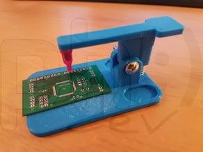 Third hand solder SMD