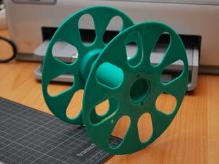 customize filament spool