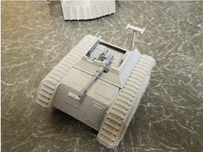 Scout tank upgrade for Zerber