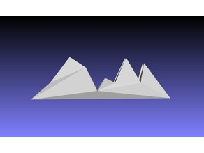 Mountain Style File Holder