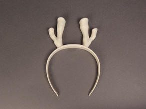 Reindeer Headgear