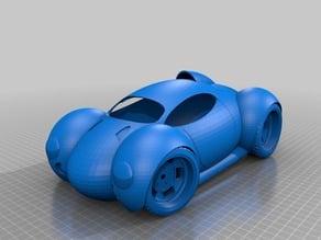Loren V1 Concept Car