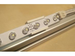 LED Clip 2020 10mm