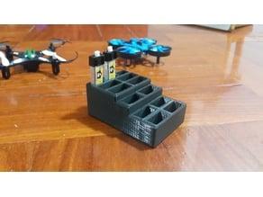 li-poly Battery Holder