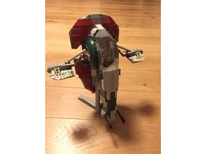 Lego 8097 Slave 1 stand