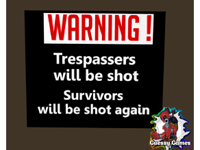 Warning Trespassers