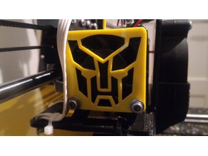 Hasbro Autobot fan guard 40mm