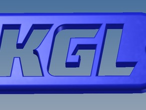 Key-chain KGL Racing