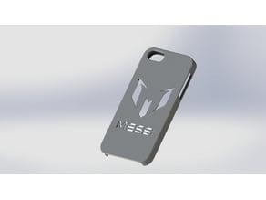 Messi Logo iPhone 5S Case