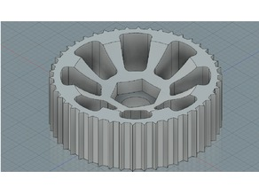 Anycubic Chiron Leveling Knob