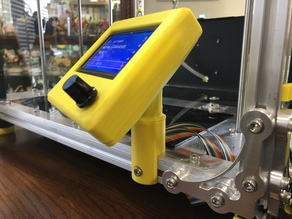 RepRap Full Graphics LCD Snap-Swivel Case