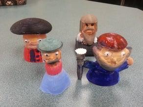 Renaissance Pals 2015