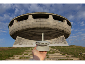 Buzludzha Monument - Bulgaria