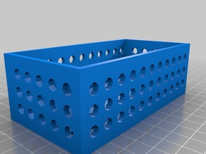 My Customized Crate Holes 110x55x40