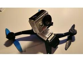JJRC X1 GoPro Universal Mounting System