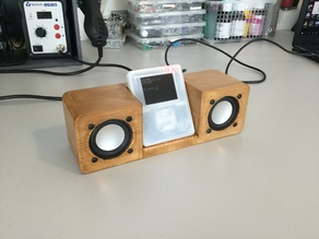PiPod V2 docking station