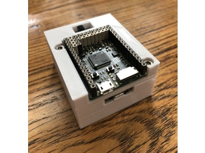 MicroPython - Pyboard housing