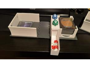 MTG Deck Book Box 60 card + Sideboard