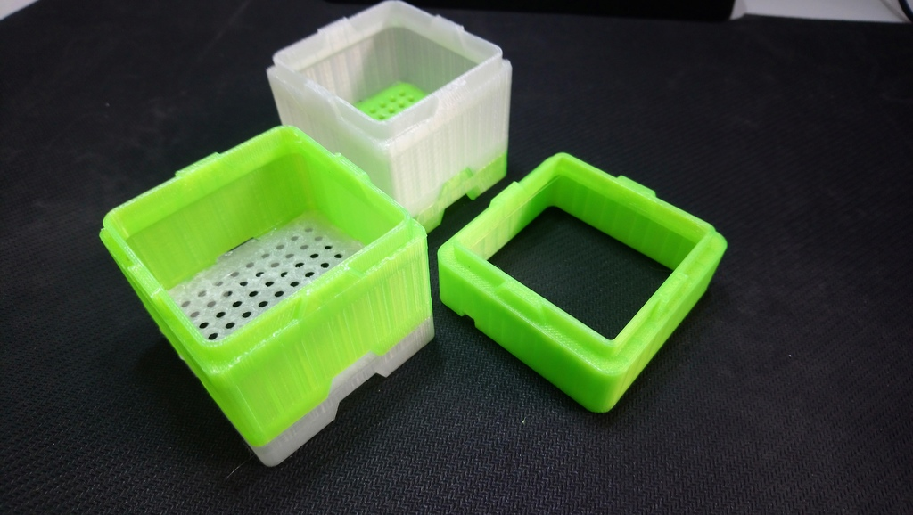 A passive filter box for anycubic photon printer by 1C1OOCC