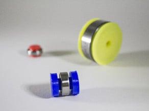 Customizable Bearing Spacer