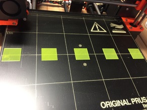 First Layer Calibration