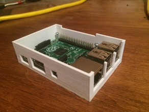 Raspberry Pi B+ Case