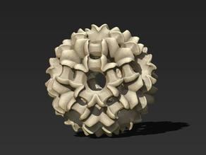 Fractal Pollen - Cored