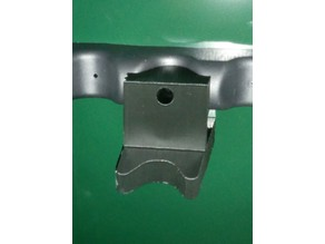 Stack On Cabinet Scope Drop Shim
