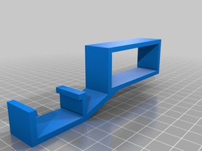 Raspberry Pi 2/3 OctoPi Casemount for Prusa i3 MK3